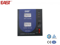 AC Voltage stabilizers with meter display from 500va~5000va