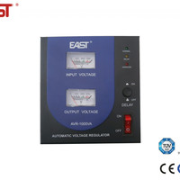 AC Voltage Stabilizers With Meter Display