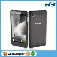 Original Lenovo P780 phone MT6589 CPU 1GB RAM 4GB ROM 8.0M Camera 5.0 inch screen dual sim card