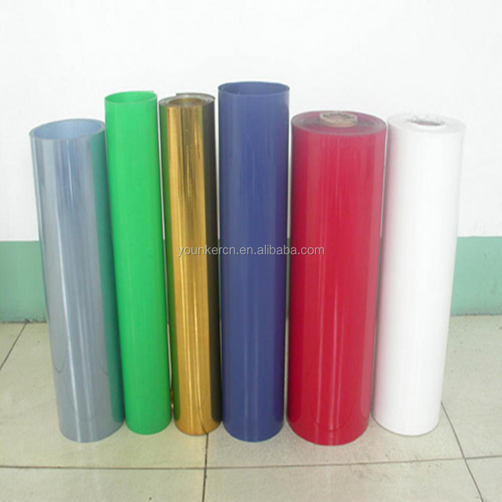 Transparent Color Pet Film For Packing