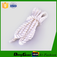 manufacturer wholesale Cheap white nylon twisted rope with high quality