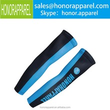 Customized Wholesales Fashional New Cycling Arm Warmers Comfortable Anti-UV Compression Arm Sleeves
