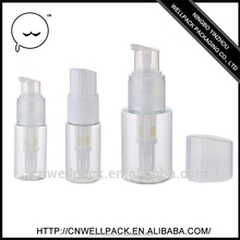 80/120ML powder spray PET Bottle travel perfume pump spray