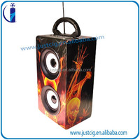 Professional supplier wholesale custom UK-33 wood dual 12 inch big dj speaker box