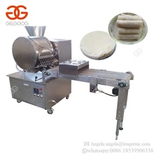 Hot Sale Good Quality Spring Roll Sheet Lumpia Egg Grain Tortilla Injera Wrapper Spring Roll Making Machine