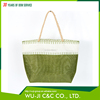 China wholesale market agents eco-friendly polyester women tote bag