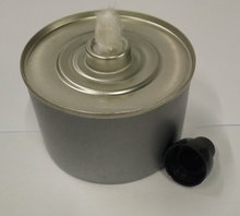 empty metal can for packaging fuel,fuel cans with plastic cap and wick,fuel tins
