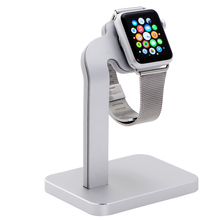 For Apple Watch Stand, Stand Bracket Docking Station Charger Holder for Both 38mm and 42mm