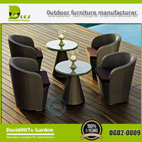 patio furniture factory direct wholsale garden set lounge chair DGD2-0009
