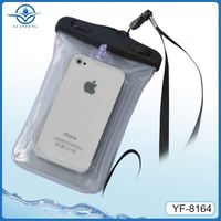 top sale silicon waterproof case for cell phone