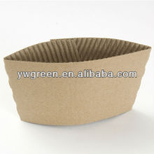 paper cup sleeve /disposable coffee cup sleeve,coffee cup carton sleeve, coffee cup holder