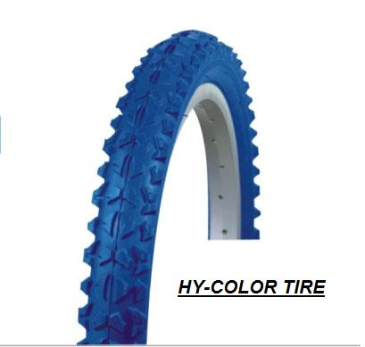 new style bicycle color tire
