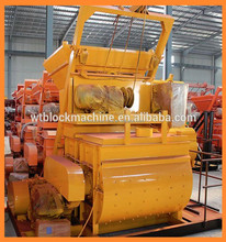 mini concrete mixer JS500 cement mixer concrete pan mixer for sale