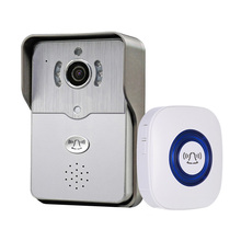 3G 4G Wireless Video Camera IP Peephole Door Camera Bell Unlock Door Phone Two Way Audio