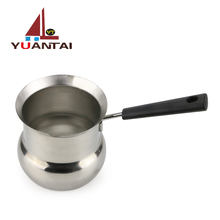 High Quality stainless steel cookware milk boiling pot coffee pot
