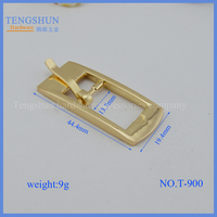 metel buckle for straps of handbag or shoes wholesale