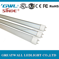 SMD2835 led tube UL DLC CE certificated 18w tube light 1200mm 3 Years warranty china xxxx tube