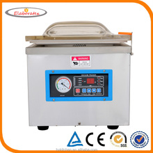 Single chamber Vacuum Packing Machine with 260mm Seal Bar