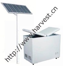 12V 24V DC Solar Power Chest Deep Freezer