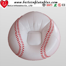 Single Sofa Style <strong>modern</strong> design sofa live room and baseball inflatable white PVC sofa