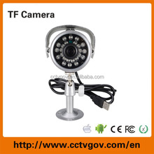 Mini Outdoor USB Security Camera with SD Recording Card