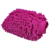 car cleaning durable chenille gloves