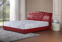 High Quality Bedroom Furniture Soft Sleeping Bed