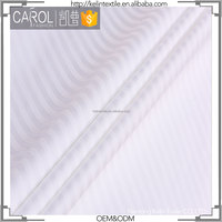 100 Cotton Stripe Fabric Satin 0
