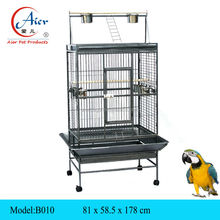 Durable of Good Quality pet furniture bird cages with stands