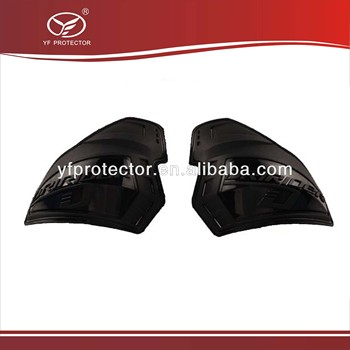 2014 metal shoulder protector,should pad