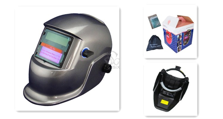 EH-613 Solar Auto Darkening Welding Mask/Welding Helmet For Welding