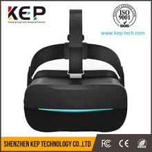 China 2017 new arrivel high end vr all in one vr headset built in wifi 3D VR all in one