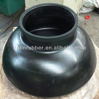Mud Pump Air Bag Capsules/Bladder Rubber Of F Series