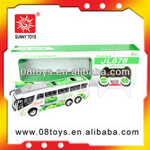 hot sale EN71 standard 4 channels 1:48 scale plastic rc bus with light