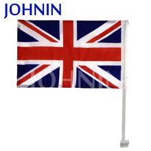 Wholesale Custom Car Window National Union Jack Britain Flag
