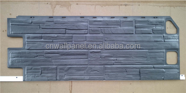 brick veneer panel faux stone panels polyurethane stone siding panel