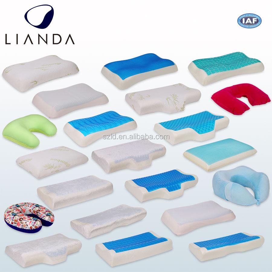 vente chaude gros oreiller de bain meilleur pu oreiller de bain de mousse visco lastique de. Black Bedroom Furniture Sets. Home Design Ideas