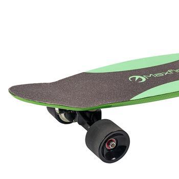 EU warehouse shipping Maxfind mini electric skateboard Unibody with Climb Angle 20%