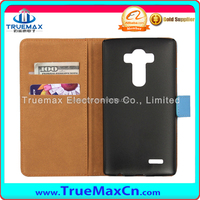 2015 New Product For LG G4 Leather Cases, Flip Leather Case for iPhone 6 4.7 inch With Card Slot