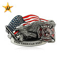 Fire Fighter Eagle Wholesale Mens Belt Buckles With Logo