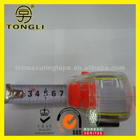 promotional dielectric measuring tape,transparent shell,case