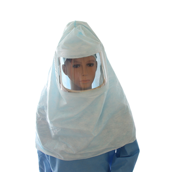 Medical disposable protective clothing Surgical hood helmet head cover
