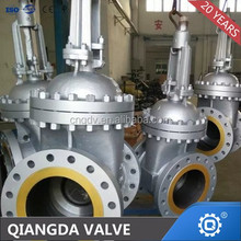 Large Size Carbon Steel Gear Operated Gate Valve