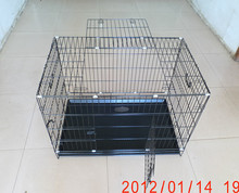 cheap stainless steel tumbler dog kennel dog cage house