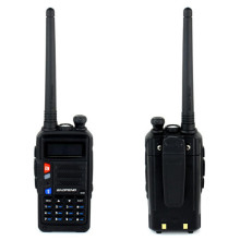 New Baofeng FF-12P Walkie Talkie 5W FM Radio 128CH VHF + UHF136-174+400-520MHz DTMF VOX Dual Band Dual Frequency Two Way Radio