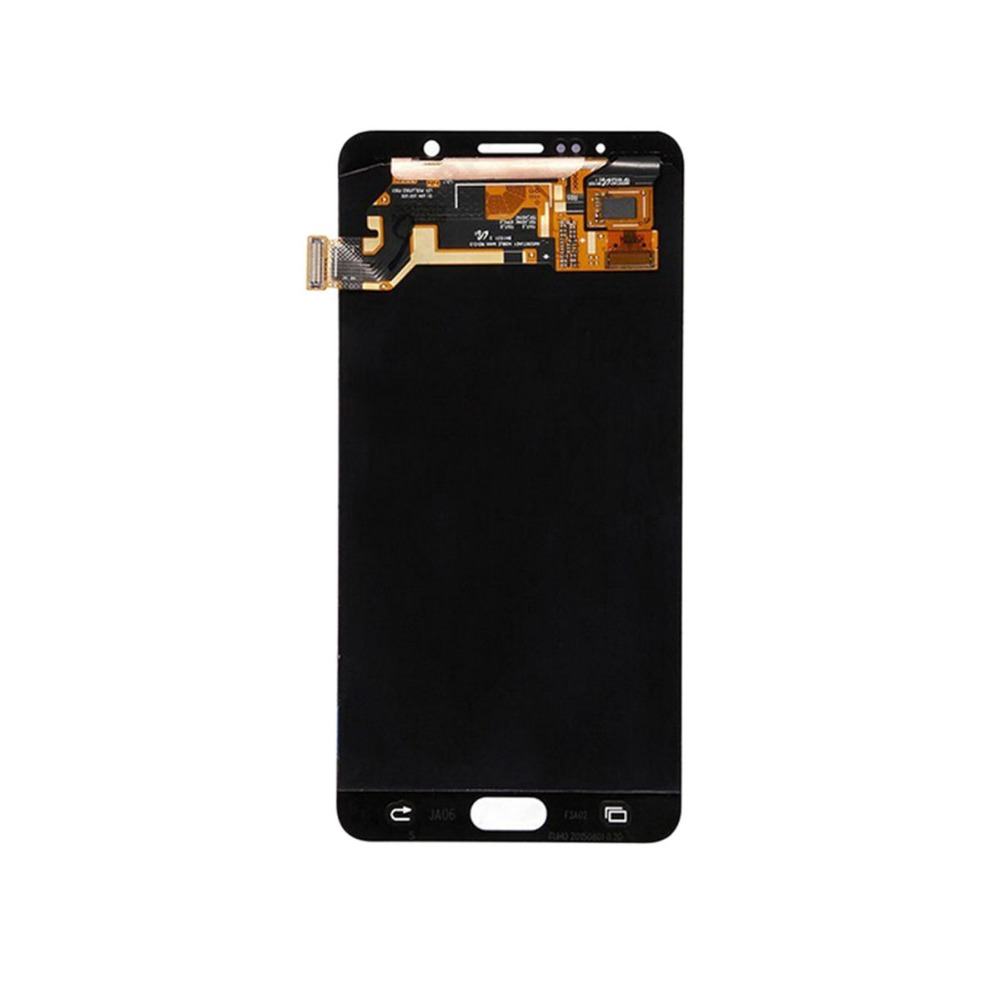 alibaba stock mobile phones and accessories spare for cell phone replacement lcd screen for Samsung Note 5