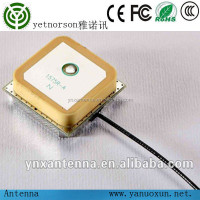 wholesale alibaba 1575.42mhz internal ceramic chip gps antenna with amplifier, internal gps antenna with IPEX connector