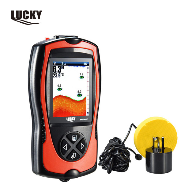 With 15 Years Manufacturer Experience Factory Supply Wireless WIFI Fish Finder For Phone sales@ goodluckycn.com