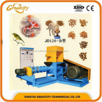 2015 new floating fish feed pellet manufacturing machinery