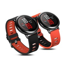 International Version Global Original Xiaomi Amazfit IP67 Waterproof Sport Smart Watch, for iPhone and Android Mobile Phones